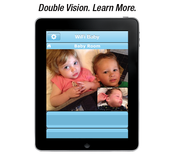 iPad iPhone Baby Monitor App