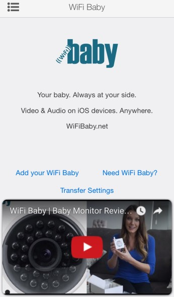 Best Video Baby Monitor App