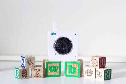 Smart Home Nanny Cam