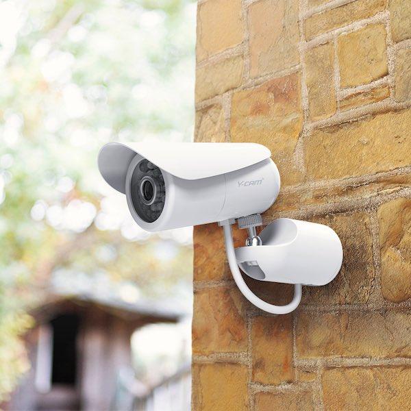 Y-Cam Smart Home Security Camera