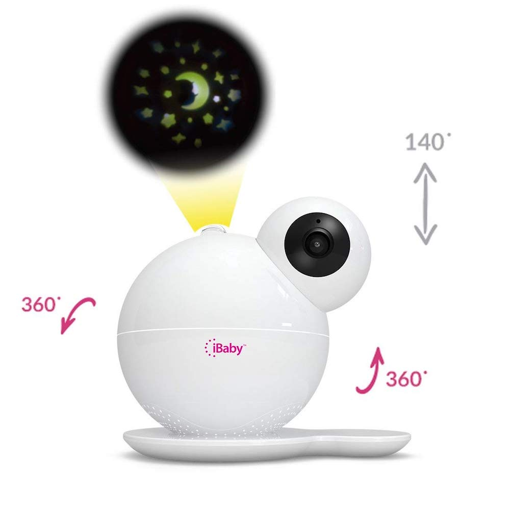 iBaby M7 Baby Monitor Review 2018